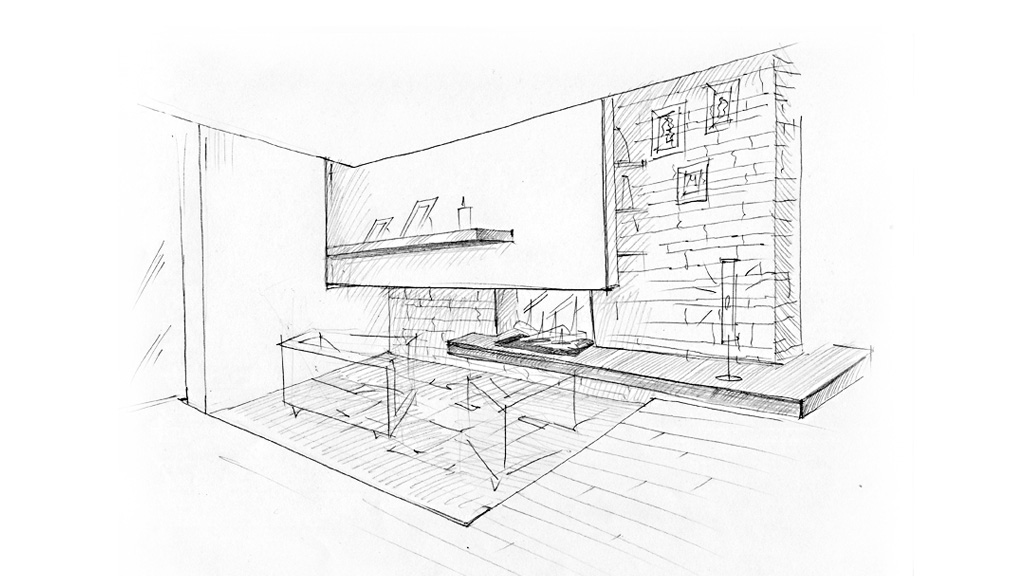 sketch-fireplace-minimalism